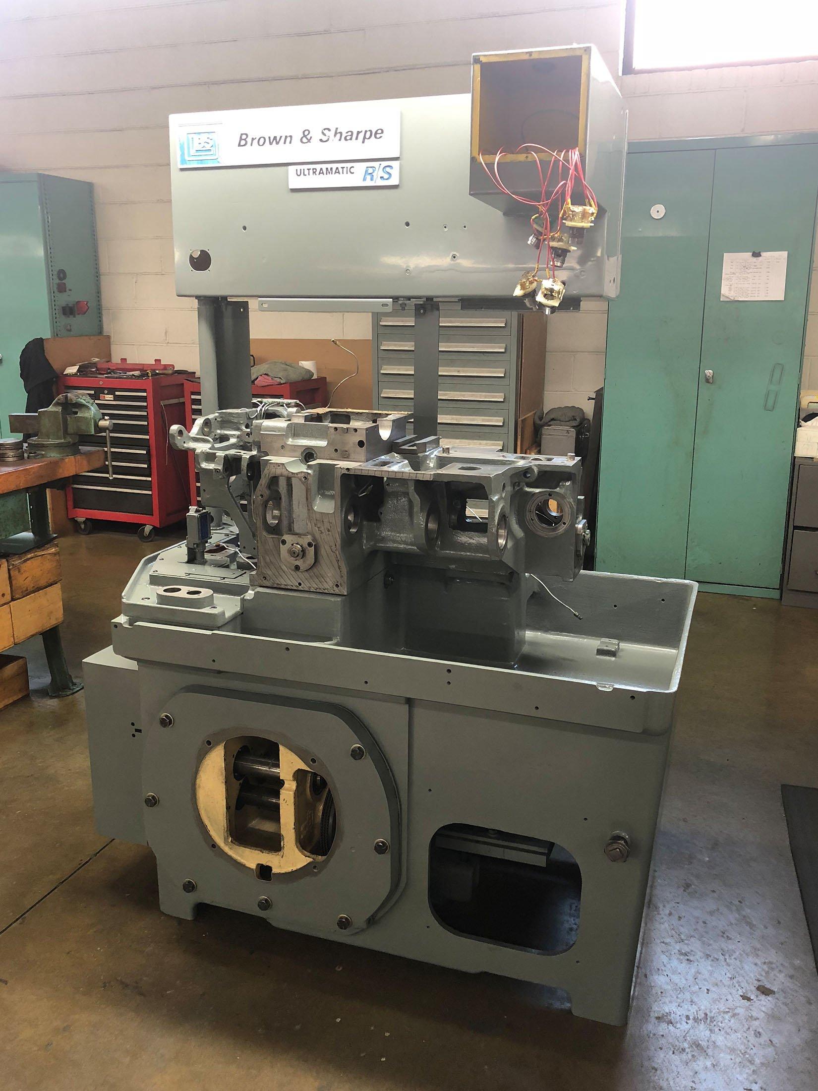 A.P.E., Inc. Screw Machine