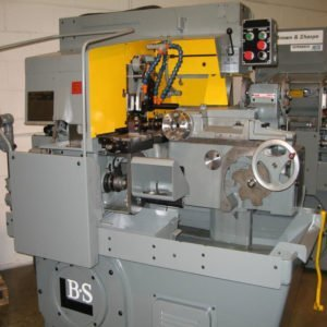 BROWN & SHARPE ULTRAMATIC SCREW MACHINE